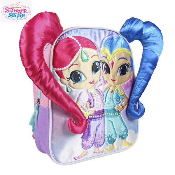 Shimmer & Shine Раница за детска градина 3D Искрица и Сияйница 2100002477