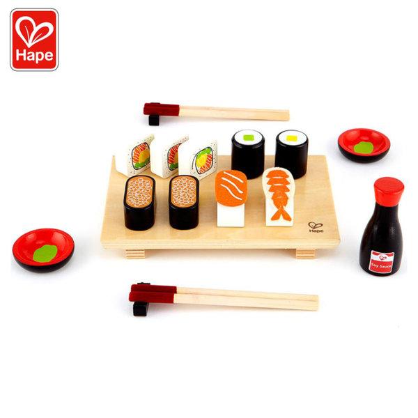 Hape Дървен комплект за суши H3130