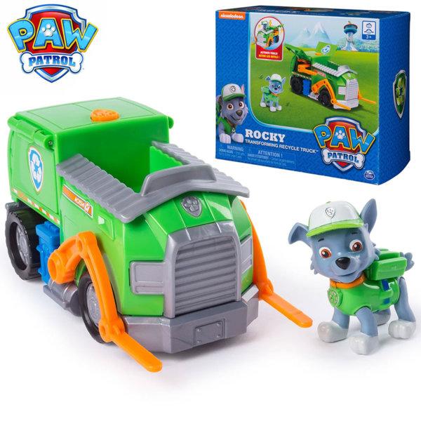 Paw Patrol Трансформиращ се камион на Роки 6045900