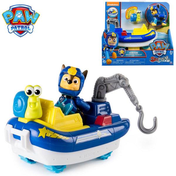 Paw Patrol Sea Patrol Чейс с превозно средство 6038284