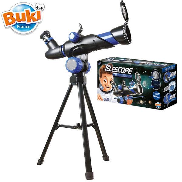 Buki Space Моят първи телескоп със статив TS006