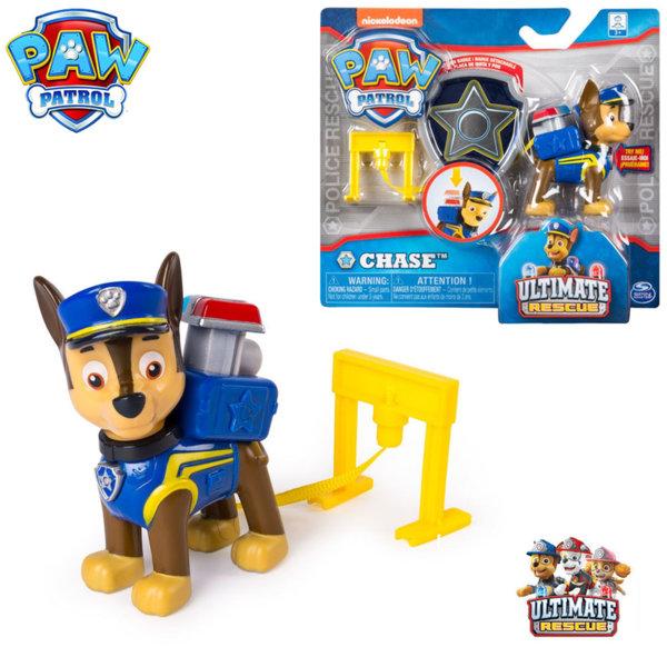 Paw Patrol Кученцето Чейс със значка за детето 6046672