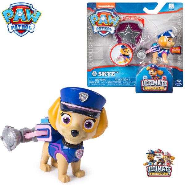 Paw Patrol Кученцето Скай със значка за детето 6046672