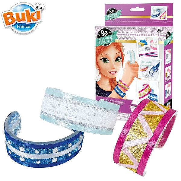 Buki Be Teens Направи си сам блестящи гривни BE204