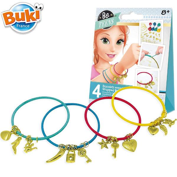 Buki Be Teens Направи си сам цветни гривни BE303