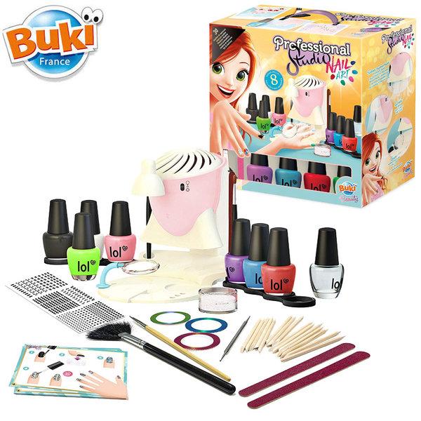 Buki Комплект студио за маникюр 5404