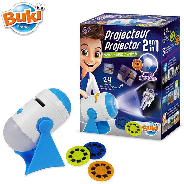 Buki Лунен прожектор 2в1 6306