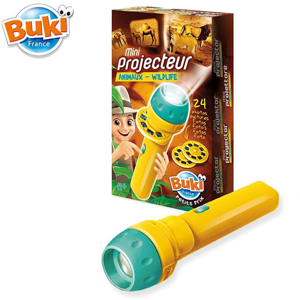 Buki Мини прожектор Animals 6302
