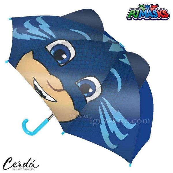 PJ Masks Детски чадър Пижама маски 2400000417-2