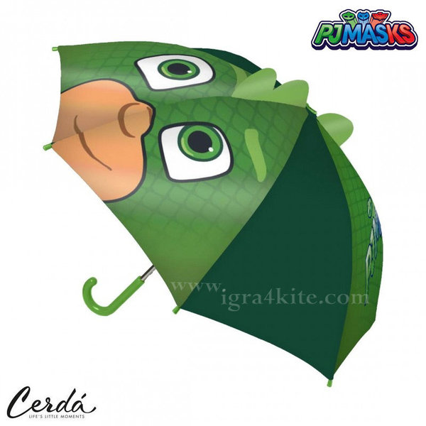 PJ Masks Детски чадър Пижама маски 2400000417-3