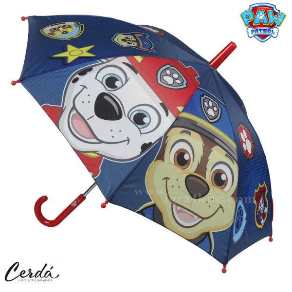 Paw Patrol Детски чадър Пес Патрул 2400000446-1