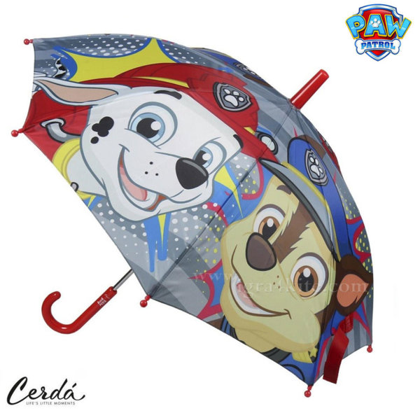 Paw Patrol Детски чадър Пес Патрул 2400000446-3
