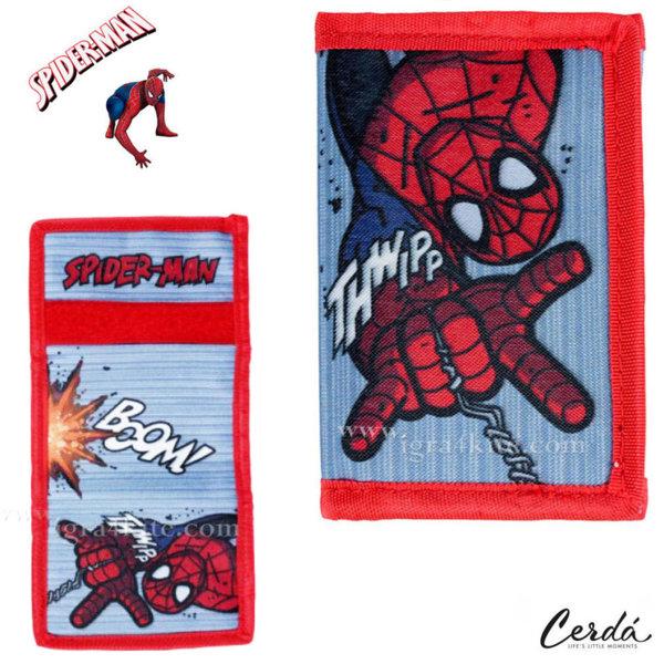 SpiderMan Детско портмоне Спайдермен 2500000993