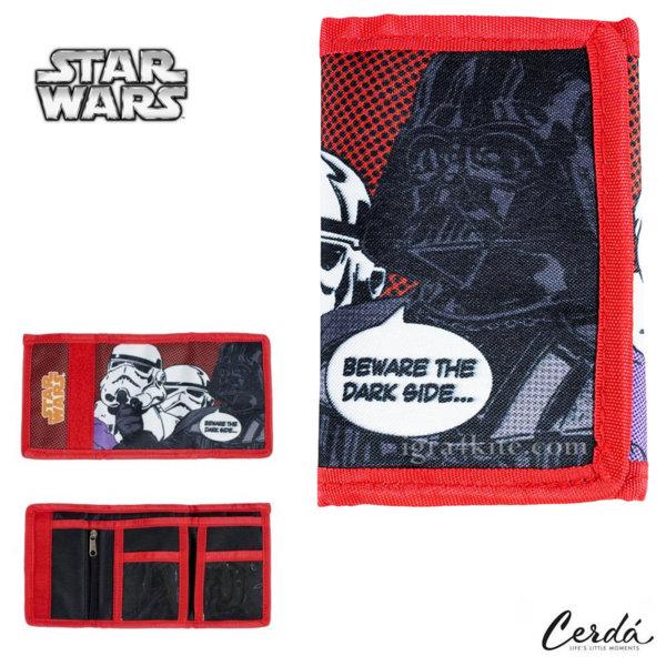 Star Wars Детско портмоне Междузвездни войни 2100000996