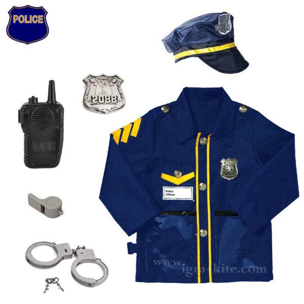 Детски костюм униформа Полицай 150952