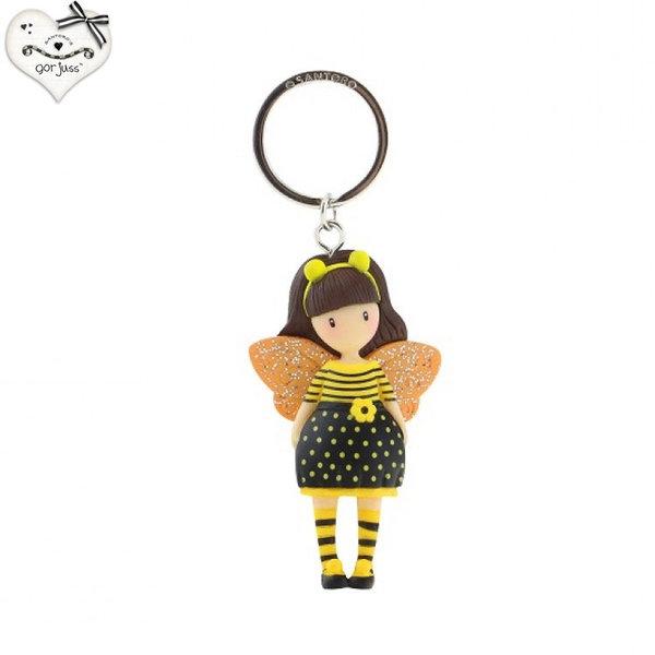 Gorjuss Bee Loved Ключодържател фигурка 631GJ10