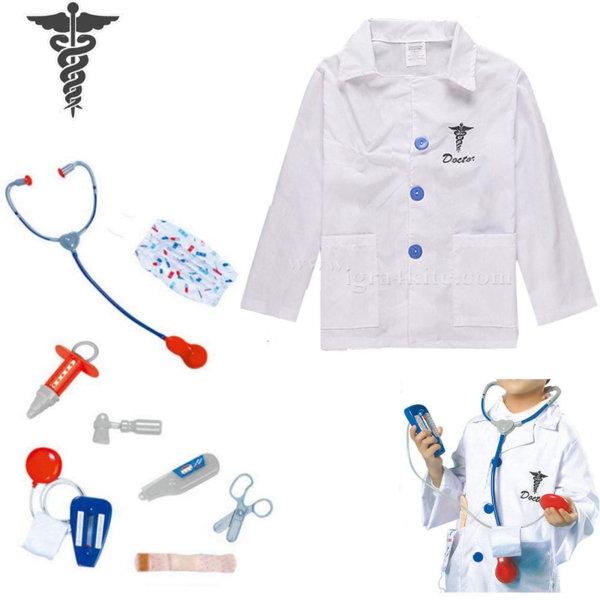 Детски костюм униформа Доктор 150967