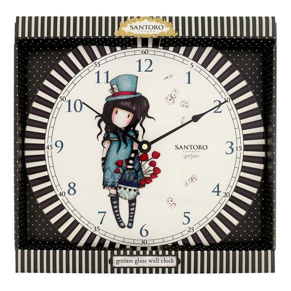Gorjuss The Hatter Часовник за стена 768GJ01