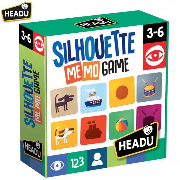 Headu Образователна игра Мемогейт 21123