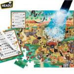 Headu Играй и опознай Сафари 21420