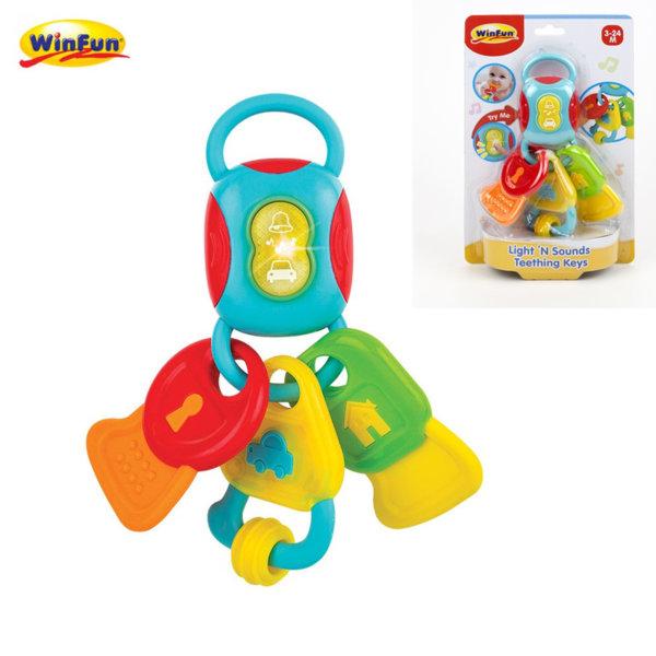 WinFun Бебешки музикални ключове 185