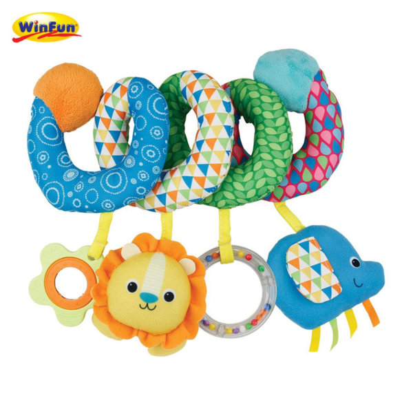 WinFun Мека спирала с играчки Little Pals 194