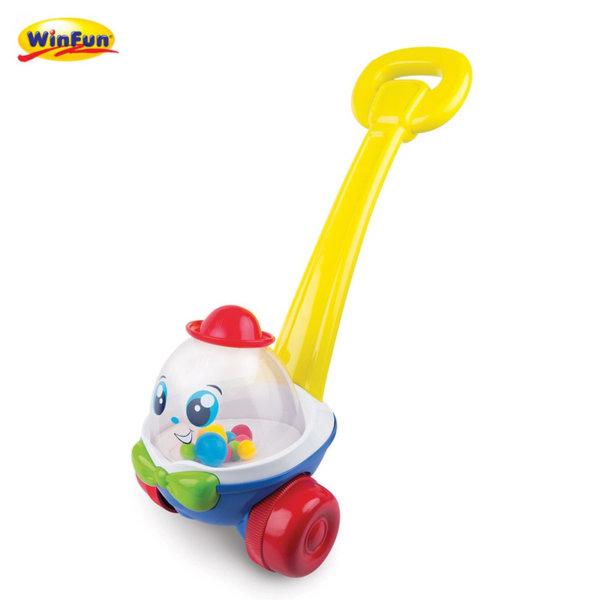 WinFun Играчка за бутане Humpty Dumpty 670
