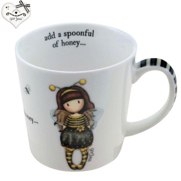 Gorjuss Bee-Loved Порцеланова чаша 932GJ03