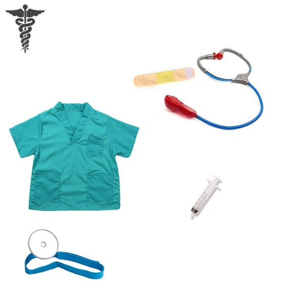 Детски костюм униформа Хирург 150962