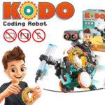Buki Кодиращ робот за сглобяване Kodo 7507