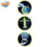 Buki Комплект експерименти Светлина BK2149