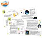 Buki Мини лаборатория Флуоресцентна светлина 3011