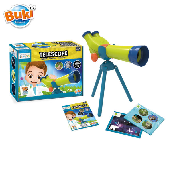Buki Мини наука детски телескоп 9004