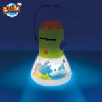 Buki Мини наука Фенер прожектор 3в1 9006
