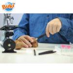 Buki Детски микроскоп с 30 експеримента MS907B