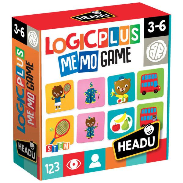 Headu Детска игра Memo Логика и памет 20799