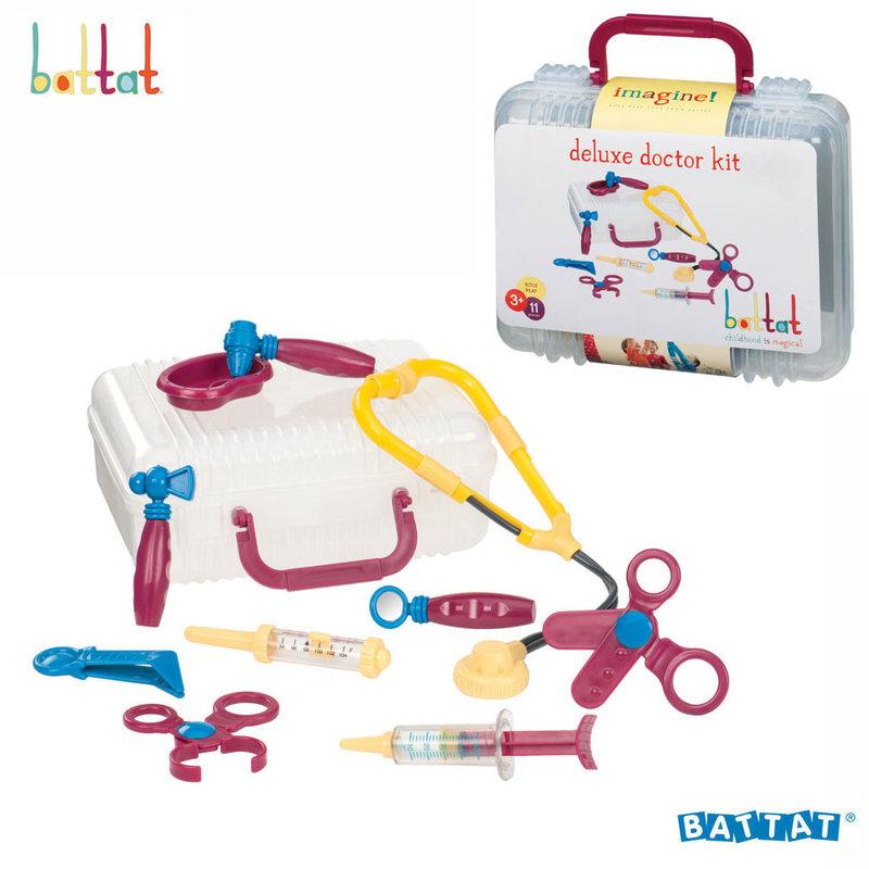 Battat Toys Докторски комплект в куфарче BT2426Z