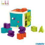 Battat Toys Кубче сортер с букви и цифри BT2577Z