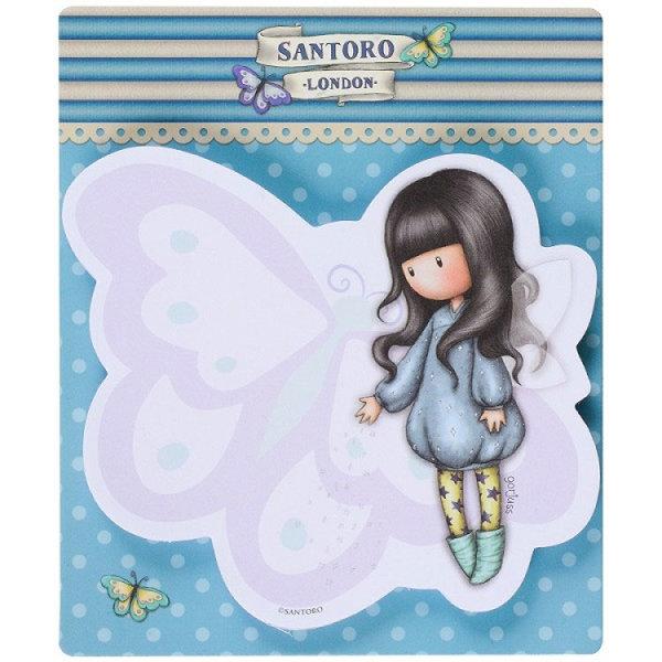 Gorjuss Bubble Fairy Лепящи бележки 909GJ03