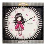 Gorjuss Ladybird Часовник за стена 768GJ02