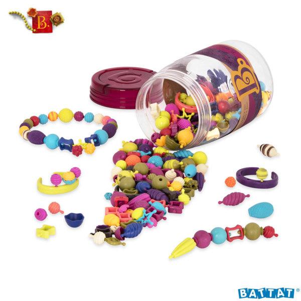 B.Toys Многоцветни мъниста Pop Art 275бр. BX1232Z