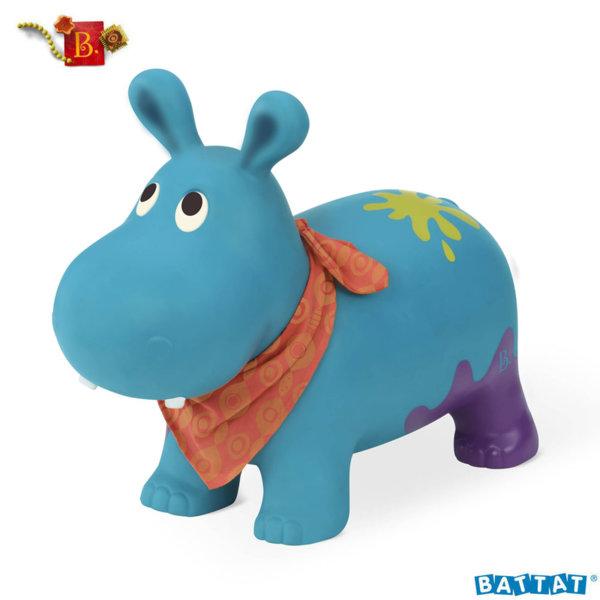 B.Toys Играчка за скачане хипопотам Hanky Pants™ BX1505Z