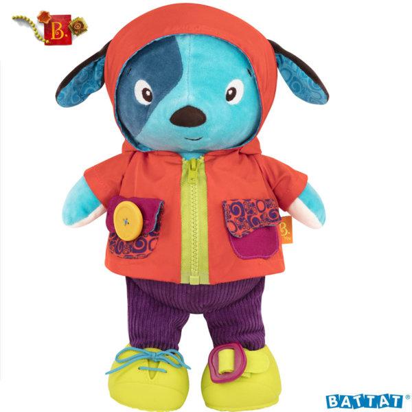 B. Toys Мека играчка за обличане Кученце BX1673Z