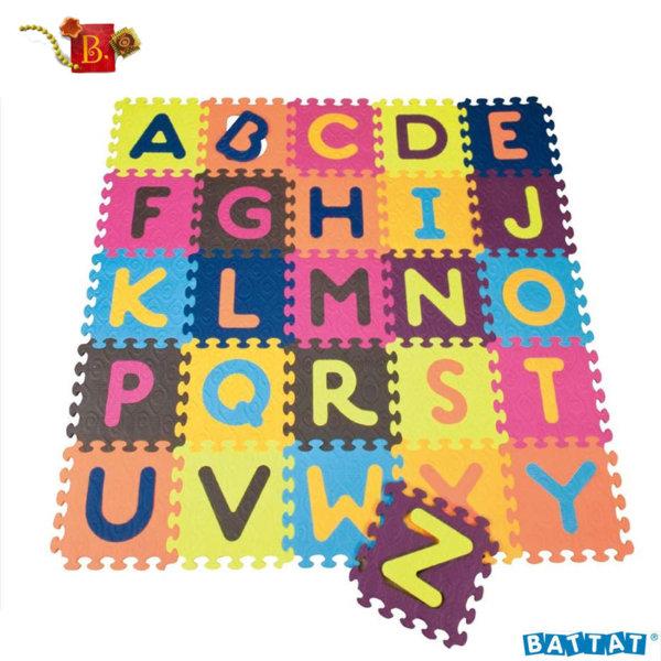 B. Toys Мек килим пъзел Азбука BX1699Z