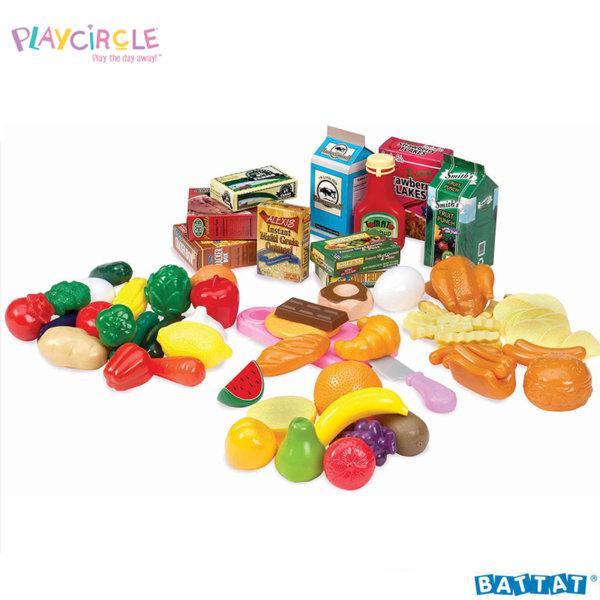 PlayCircle Комплект продукти за хранене в кофа PC2210Z