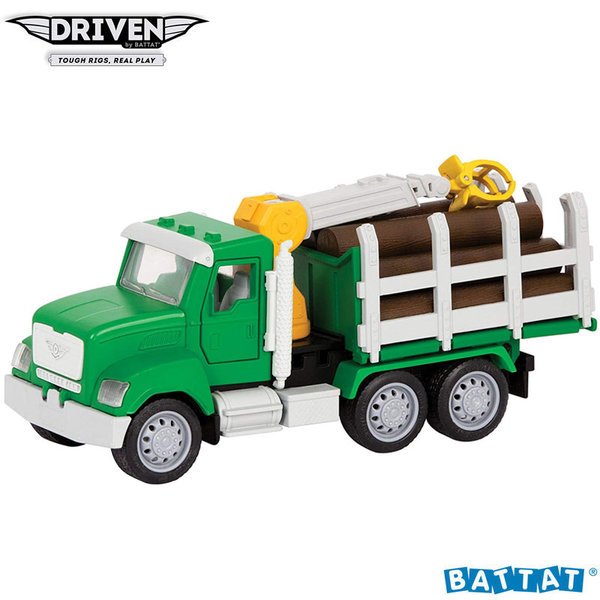 Driven Мини камион за дърводобив със звук и светлина WH1013Z