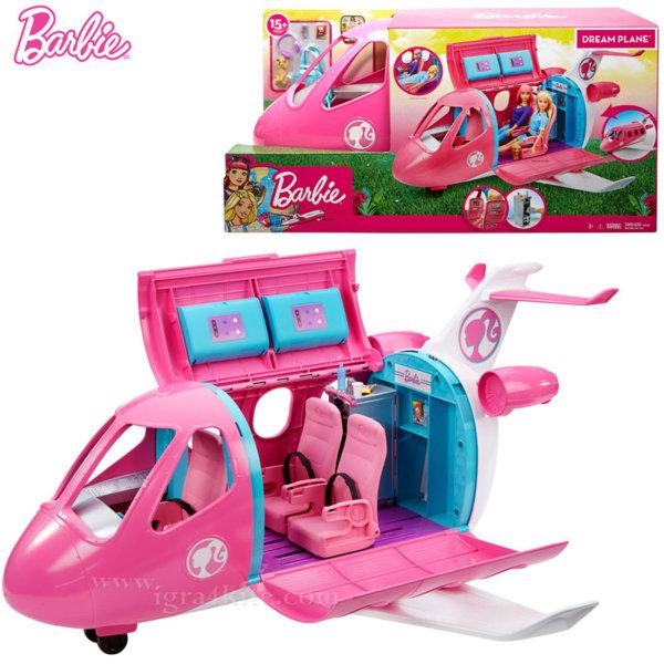 Barbie Dreamplane Самолет на кукли Барби GDG76