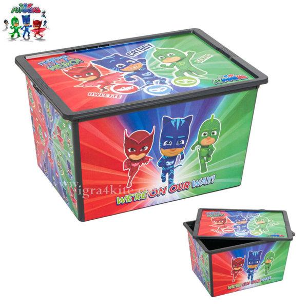 PJ Masks Кутия за съхранение Пижами Маски 50л 72710