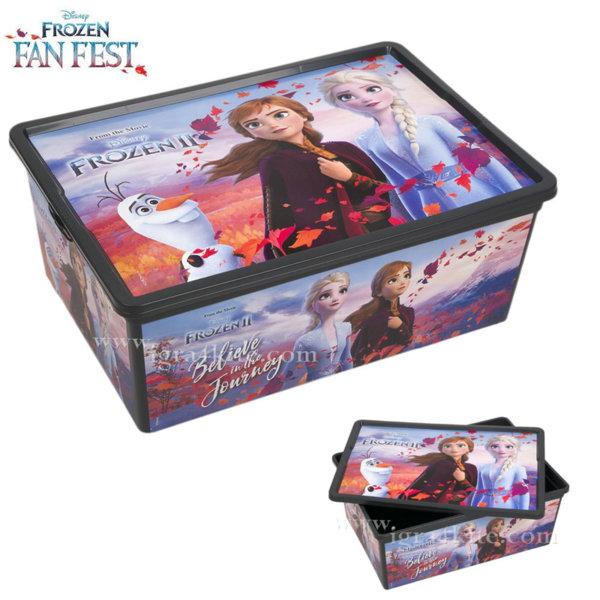 Frozen II Кутия за съхранение Замръзналото кралство 2  10л 10387