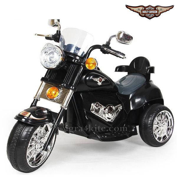 Harley Davidson Детски акумулатерен мотор Harley V6 331122